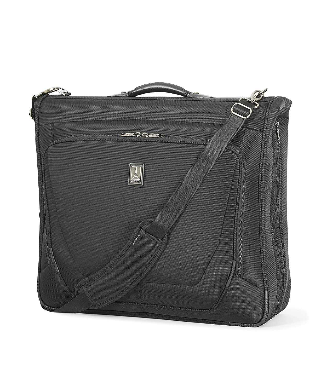 Travelpro Crew 11二つ折りGarment Bag B01HD1ZRBA ブラック One Size