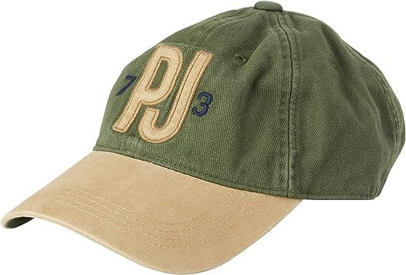 Pepe Jeans Dean Cap PM040412 Gorra de béisbol, Verde (Richmond ...