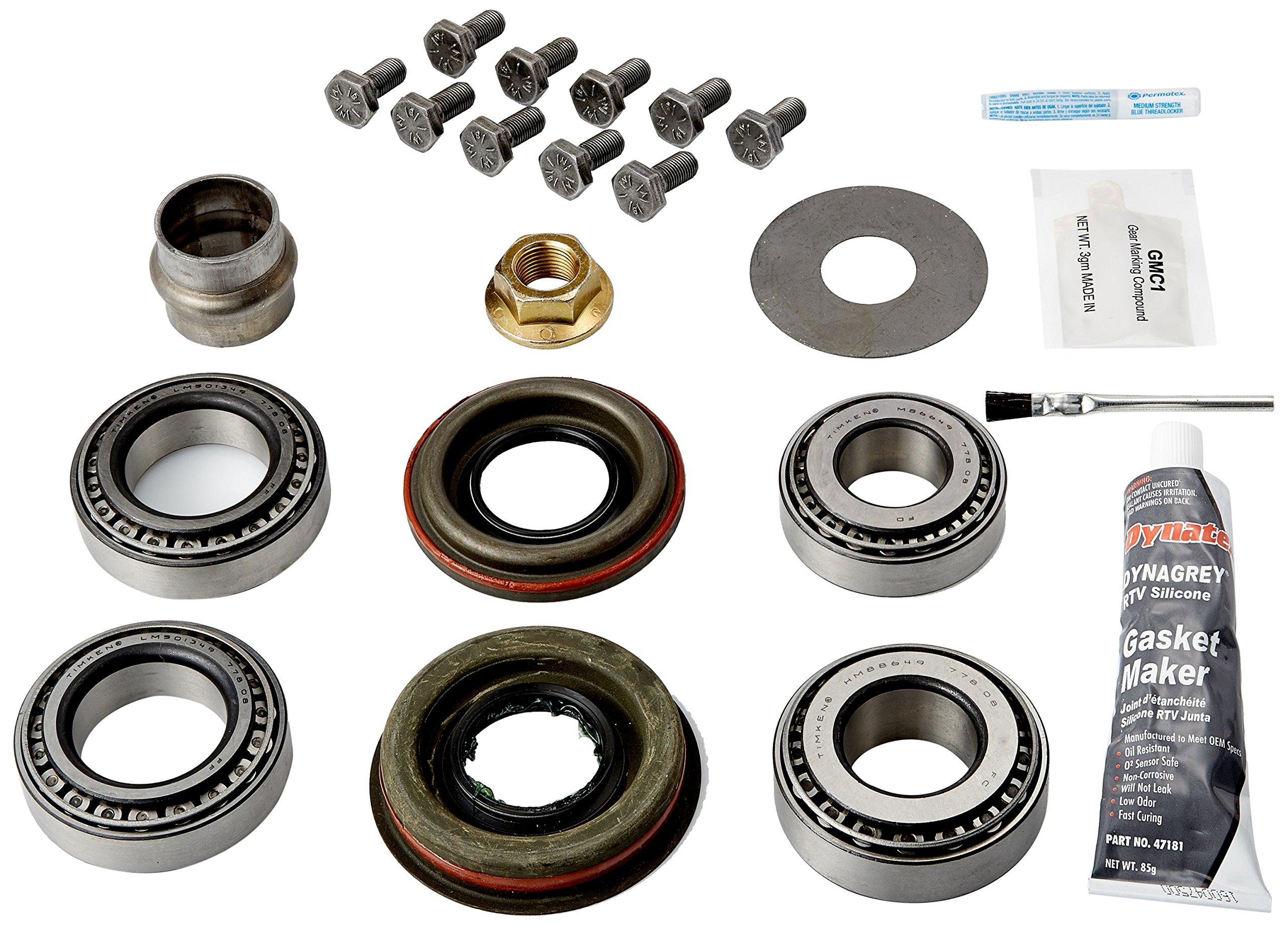 Timken DRK334CMK Differential Bearing and Seal Kit