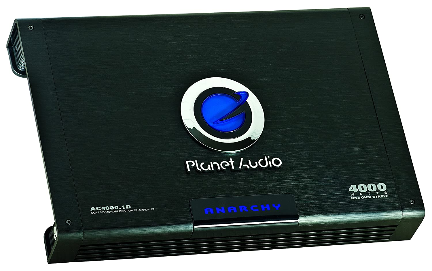 Planet Audio Ac40001d Anarchy 4000 Watt 1 Ohm Stable Note Conquest Power Amp With 300b Class D Monoblock Car Amplifier Remote Subwoofer Control Electronics