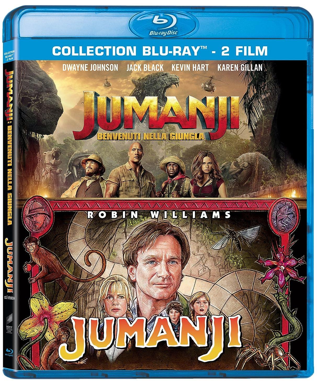 Jumanji Collection (2 Blu-Ray) [Italia] [Blu-ray]