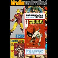Barrabasadas Vértice: Spider-man, Daredevil, las guerras editoriales y más: Guía de anécdotas y meteduras de pata en la edición de los cómics Marvel en la España de los 70.