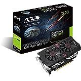 ASUS GTX1060-O6G-9GBPS GeForce GTX 1060 6GB 9Gbps OC Edition VR Ready HDMI DP Graphics Card