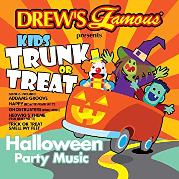 Various Artists - Kids Trunk Or Treat Halloween Party Music ...