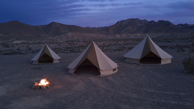 TETON Sports Canvas Tent Footprint