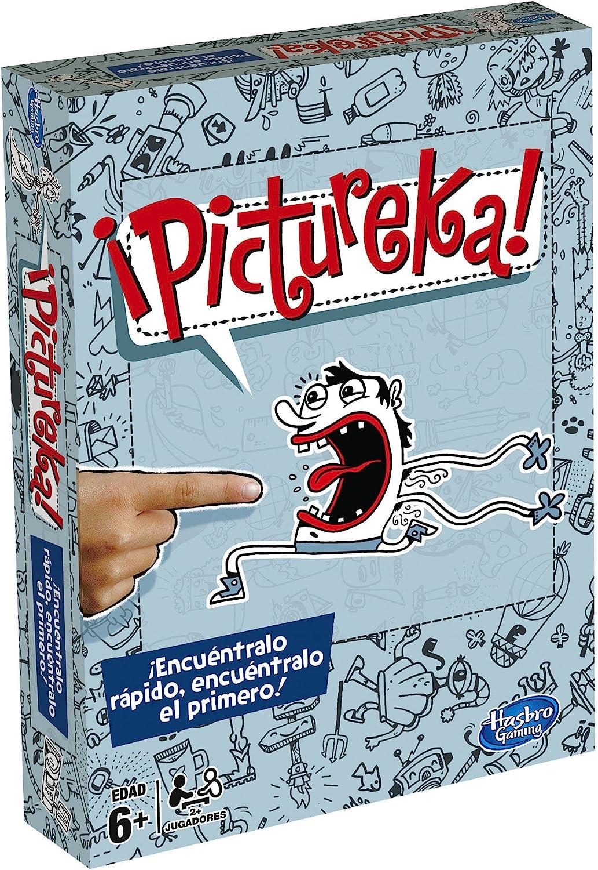 Hasbro Gaming Gaming Clasico Pictureka (Versión Española) (B0731105)