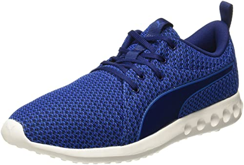 07f1de266ae1 Puma Unisex Carson 2 Knit Running Shoes  Buy Online at Low Prices in India  - Amazon.in