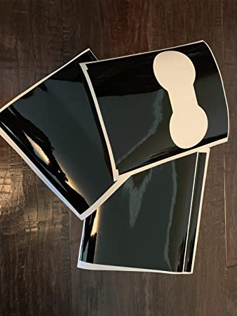 Matte Black /& Free Gift Door Button Stickers NevaBUY Tesla Model 3 Center Console Wrap