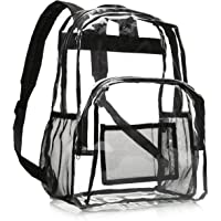 AmazonBasics Clear Bags for School and Sporting Events