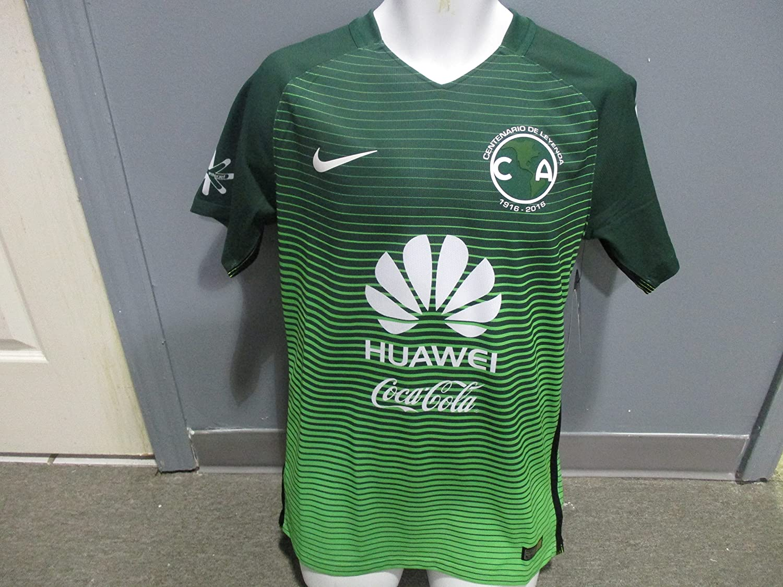 big sale e1e77 1a8f4 Amazon.com : Club America jersey green seleccion mexicana ...