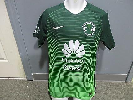 big sale 24f8f 70a48 Amazon.com : Club America jersey green seleccion mexicana ...