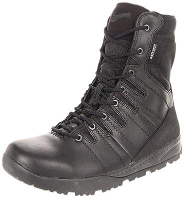 Amazon.com: Men's 8 inch Danner Melee GTX Uniform Boots Black ...