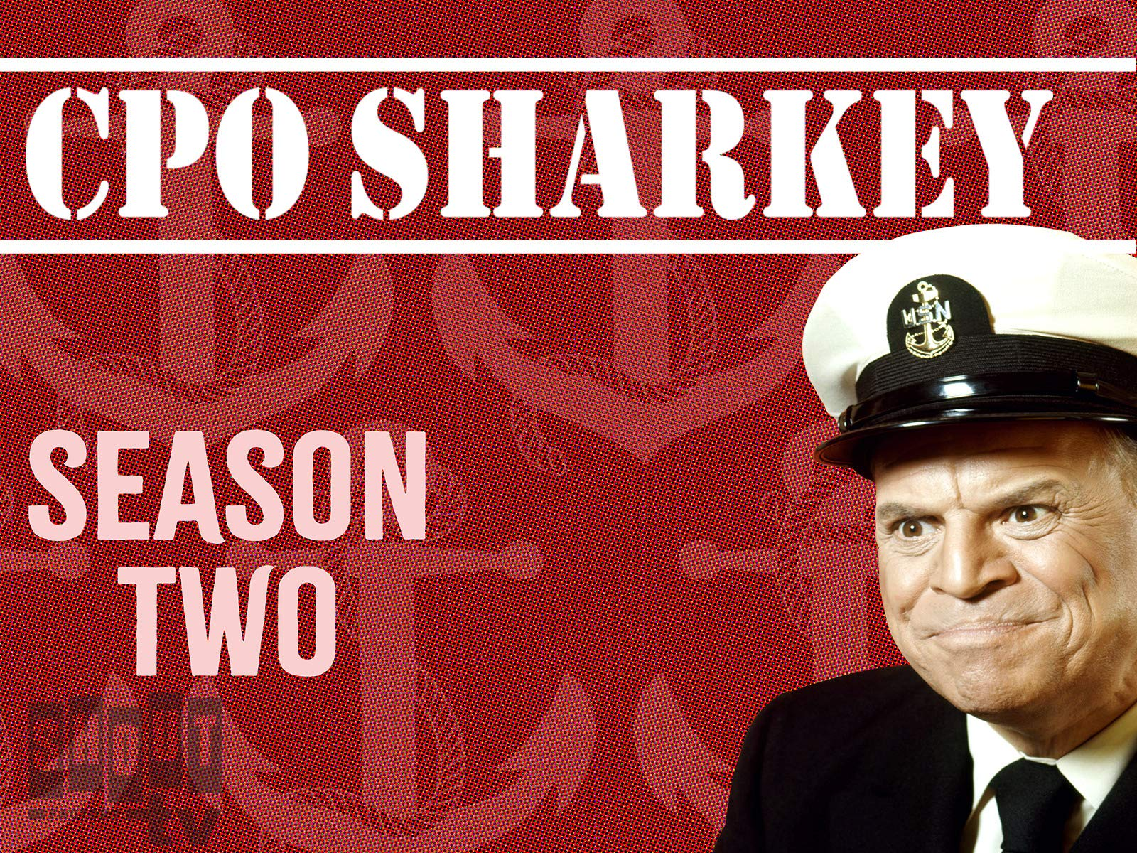 C.P.O. Sharkey on Amazon Prime Video UK