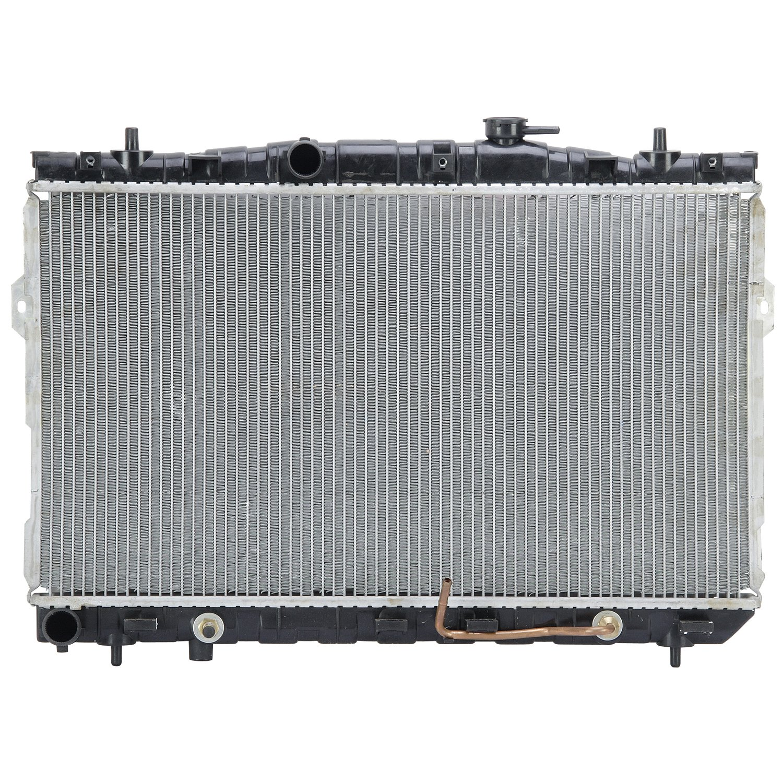 Amazon.com: Spectra Premium CU2387 Complete Radiator: Automotive