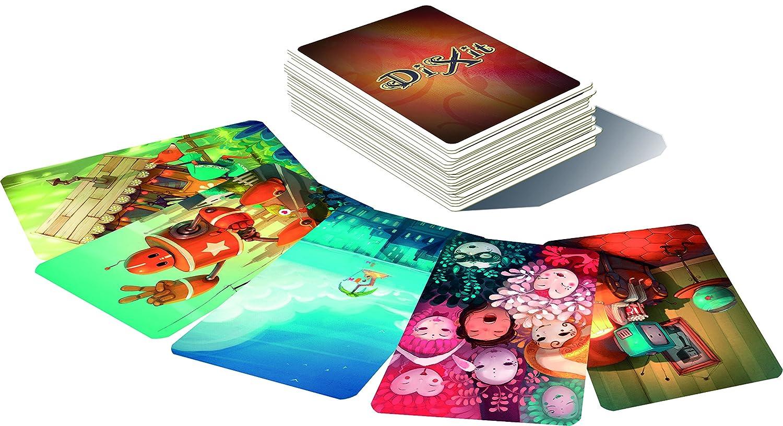 Unbekannt libellud Dixit 003138 – Juego de Cartas 6 – Big Box Memories