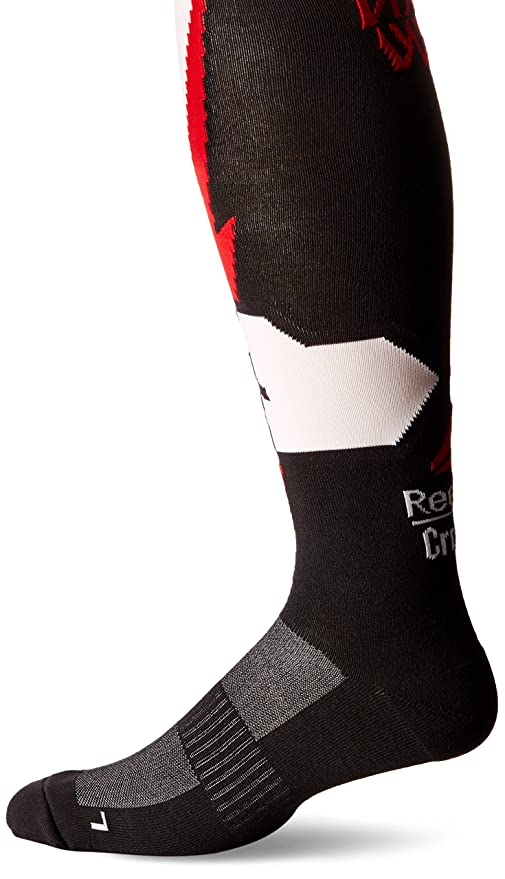 fb3b2671260 Amazon.com  Reebok Men s Cross Fit Knee Socks  Sports   Outdoors