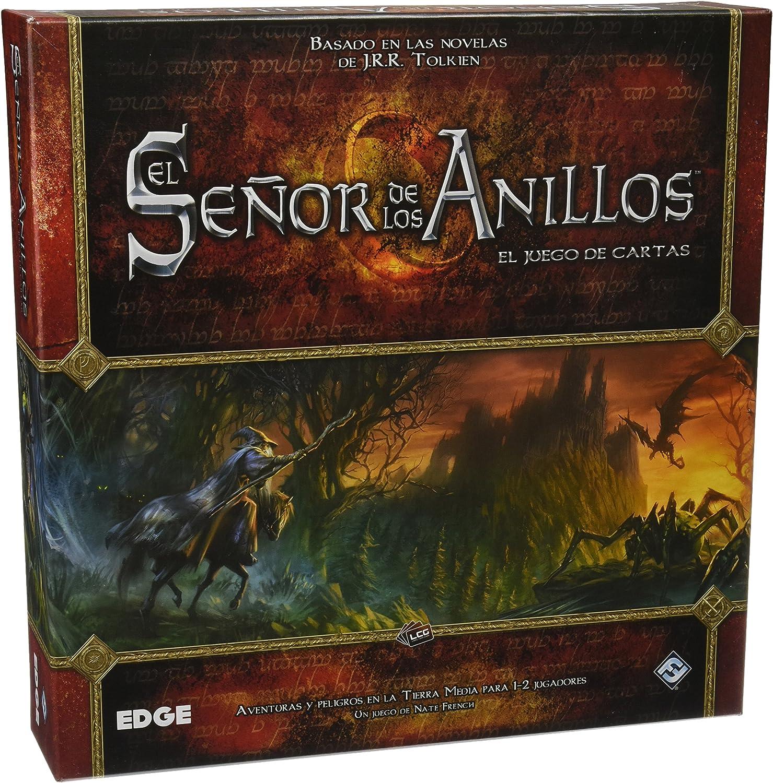Fantasy Flight Games-El señor de los Anillos, Caja básica (Asmodee, FFMEC01): Edge: Amazon.es: Juguetes y juegos