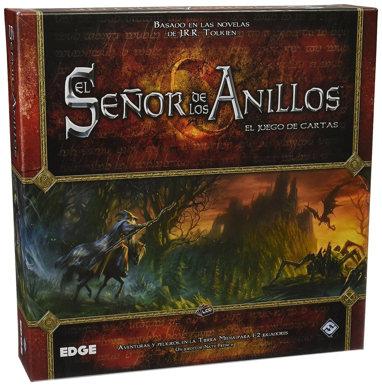 Fantasy Flight Games-El El señor de los Anillos, Caja básica (Asmodee, FFMEC01) (