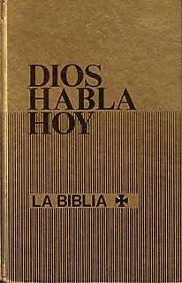 Dios Habla Hoy: La Biblia Con Deuterocanonicos (Version Popular)