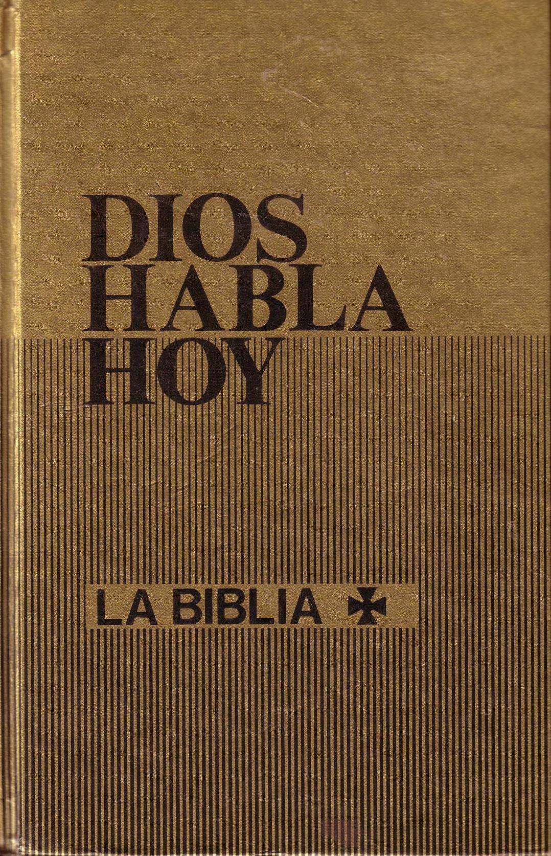 Dios habla hoy la biblia con deuterocanonicos version popular sociedad biblica americana amazon com books