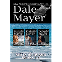 SEALs of Honor: Books 1-3 (English Edition)