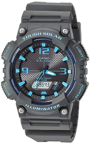 Amazon.com: Casio AQ-S810W-8A2VCF - Reloj de cuarzo para ...