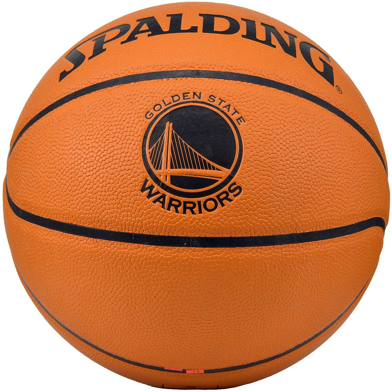 Spalding NBA Equipo Golden State Warriors Logo Compuesto piel ...