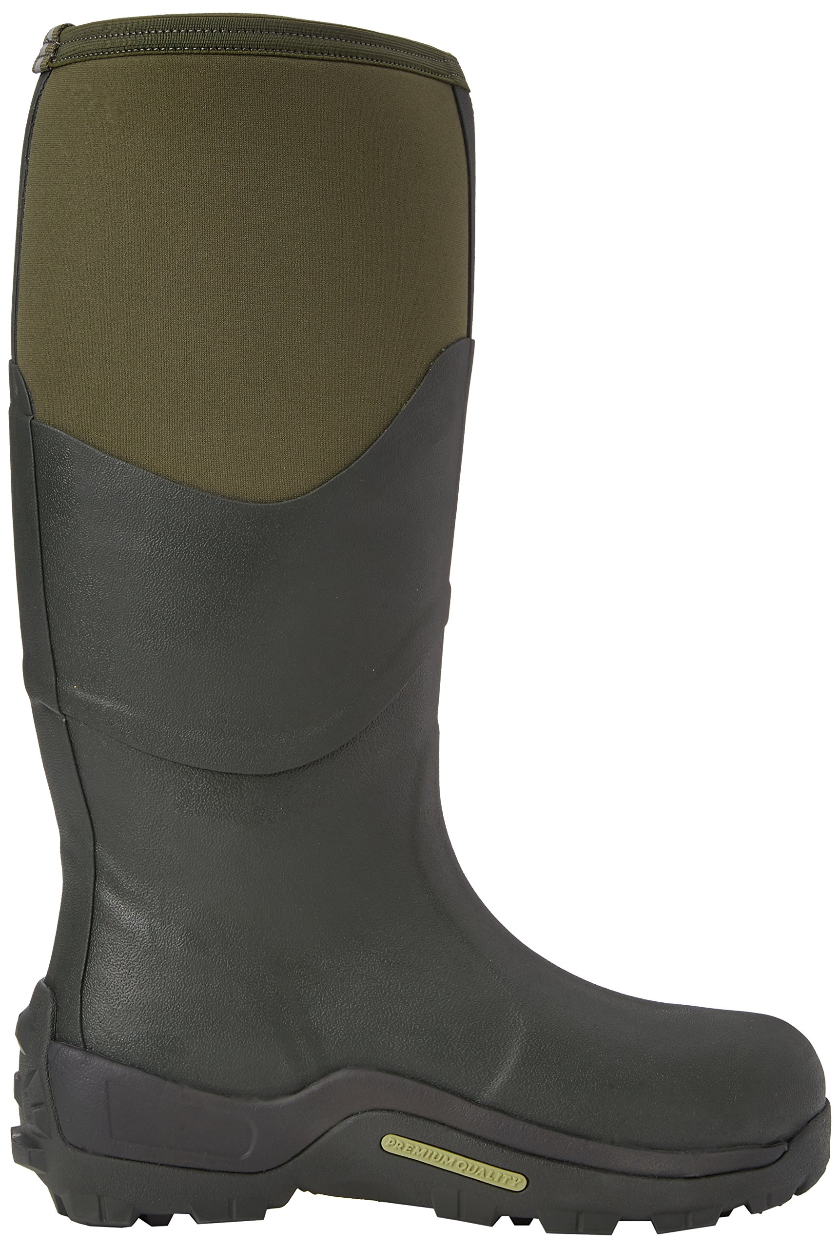 Muck Mens Muckmaster Green Textile Boots 9 US by Muck Boot (Image #6)