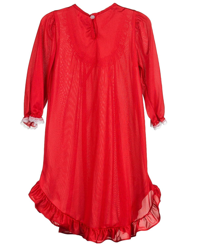 Amazon.com: Laura Dare Little Girls Long Sleeve Traditional ...