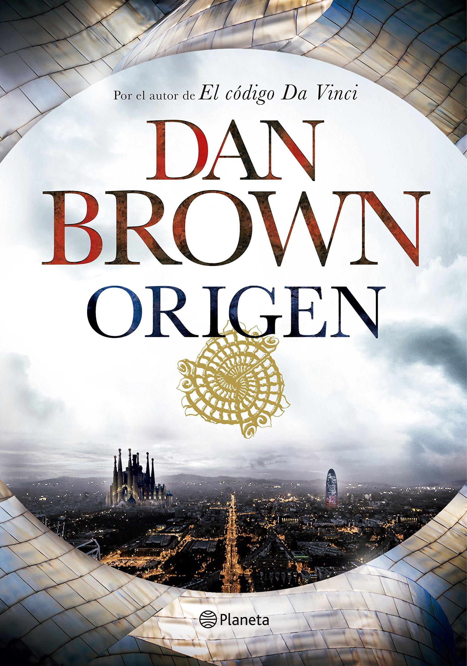 Origen (Planeta Internacional): Amazon.es: Brown, Dan, Montoto ...