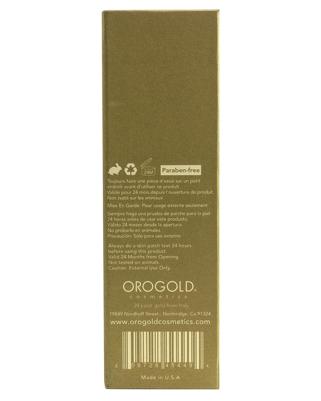 Amazon.com: OROGOLD 24K Intensive Eye Formula Cream: Beauty