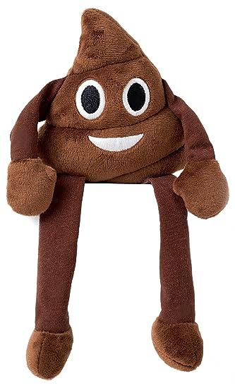 Amazon.com: Emoji Cojín estante Buddy – Poo Face ...