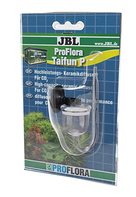 JBL 634760 Proflora Taifun P2 Reactor Nano para Acuarios