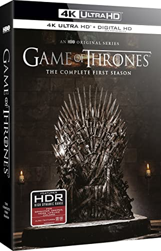 A Chance to Win 4K Game of Thrones Season 1