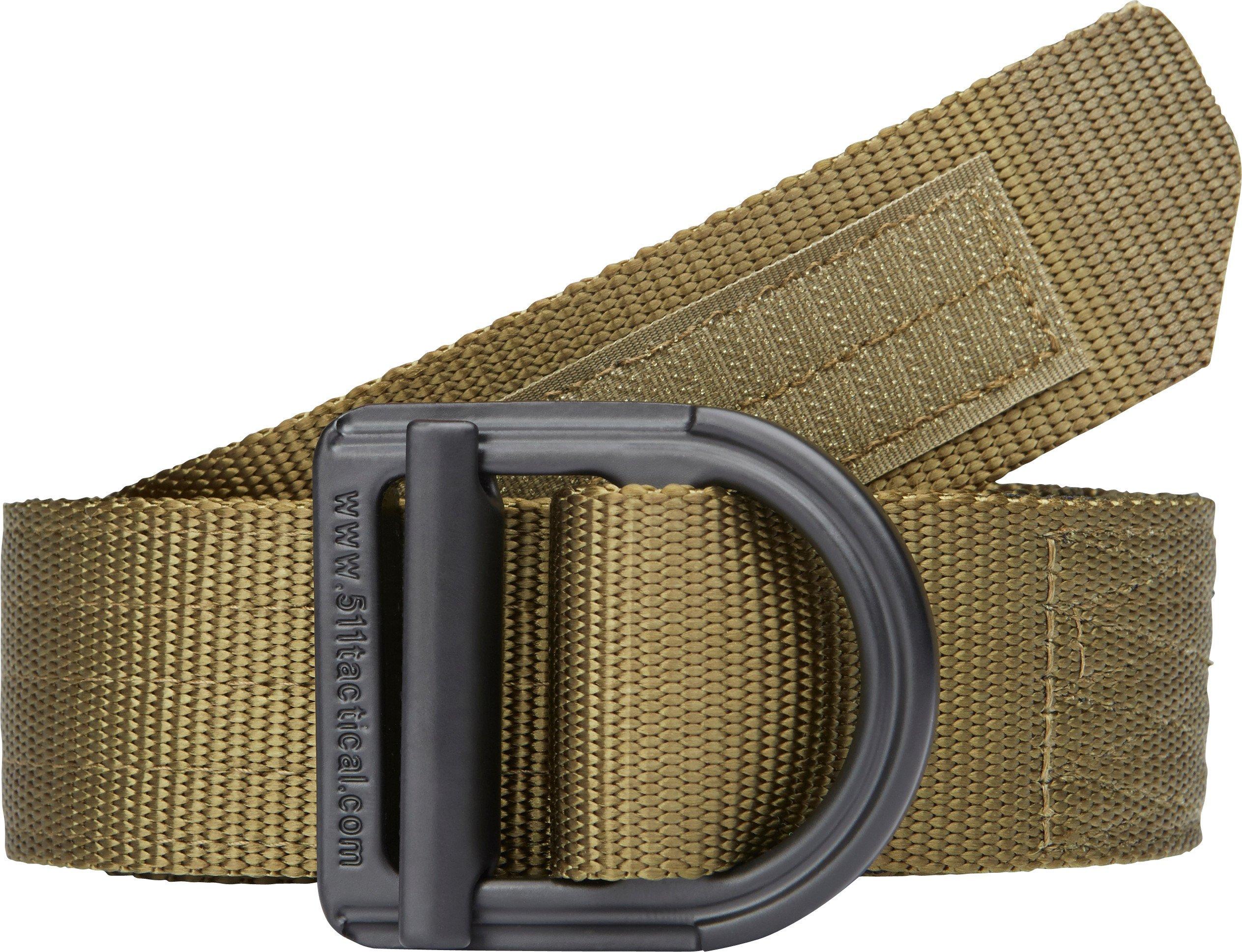 5.11 Tactical EDC Trainer 1 1/2-Inch Belt, TDU Green, Small