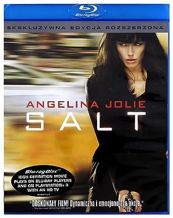 Salt Blu-Ray Region B IMPORT No hay versión española: Amazon.es ...
