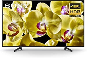 Sony X800G 75 Inch TV: 4K Ultra HD Smart LED TV with HDR and Alexa Compatibility - 2019 Model