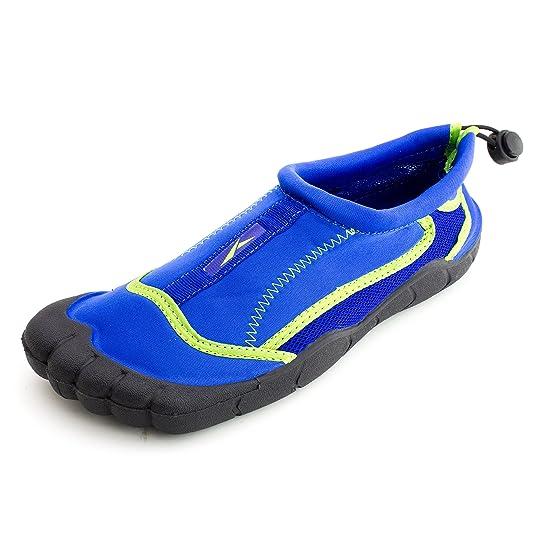 S.C.I.I. Women's Outdoor Beach Pool Creek Aqua Water Shoes (Adults)
