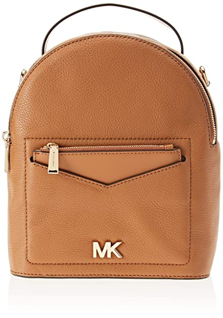 0193a6320d36 Michael Kors Womens Jessa Backpack Handbag Brown (ACORN)  Amazon.co ...