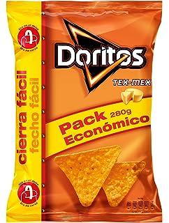 Doritos Tex Mex Nachos de Maíz Frito con Sabor A Queso - 280 gr