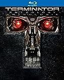 The Terminator Anthology (The Terminator / Terminator 2: Judgment Day / Terminator 3: Rise of the Machines / Terminator Salvation)  [Blu-ray]
