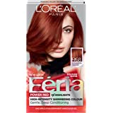 Amazon.com : L'Oreal Paris Feria Hair Color, 67 Rich ...