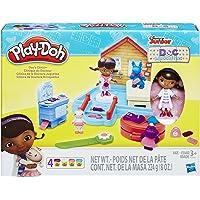 Play Doh Clínica de la Doctora Juguetes
