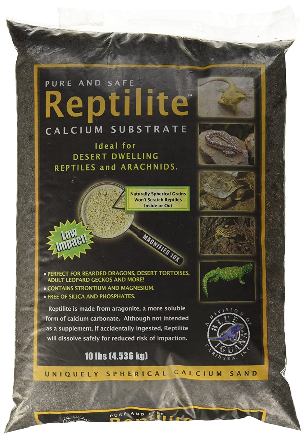(4.5kg, Smokey Sands) Reptilite Smokey Sands