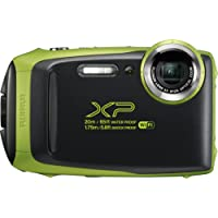 FUJIFILM FinePix XP130 Waterproof Action Camera Lime