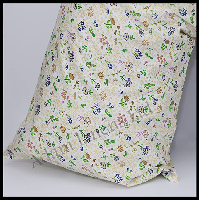Adamlinens 68 pick V Pillowcase for V