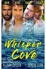 Whisper Cove, Books 1-4: A Steamy Romantic Suspense Boxed Set Kindle Edition