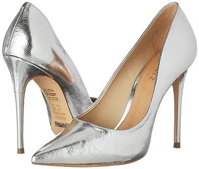 Women Shoes, Escarpins Femme - Argent - Silber (Prata)Schutz
