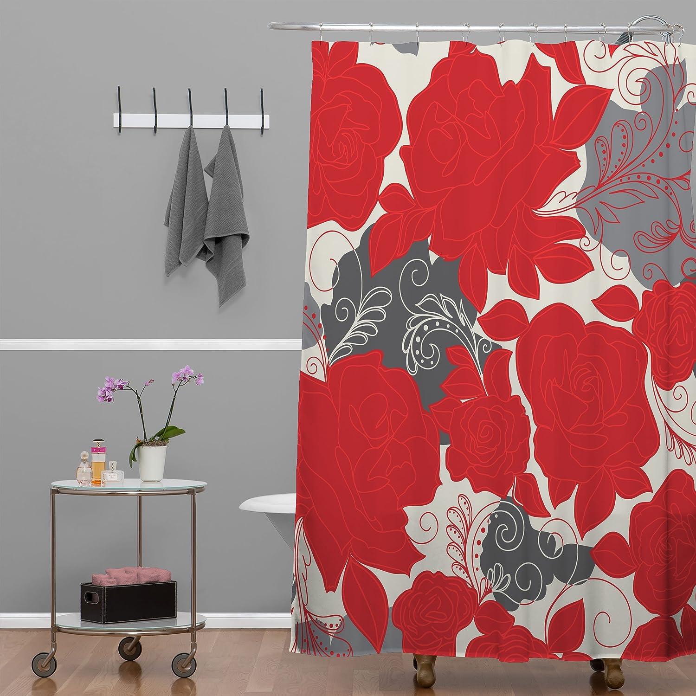 69 x 72 69 x 72 14512-shocur Deny Designs Khristian A Howell Rio Shower Curtain