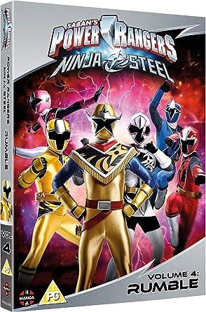 Power Rangers Ninja Steel: Rumble Volume 4 Episodes 13-16 ...